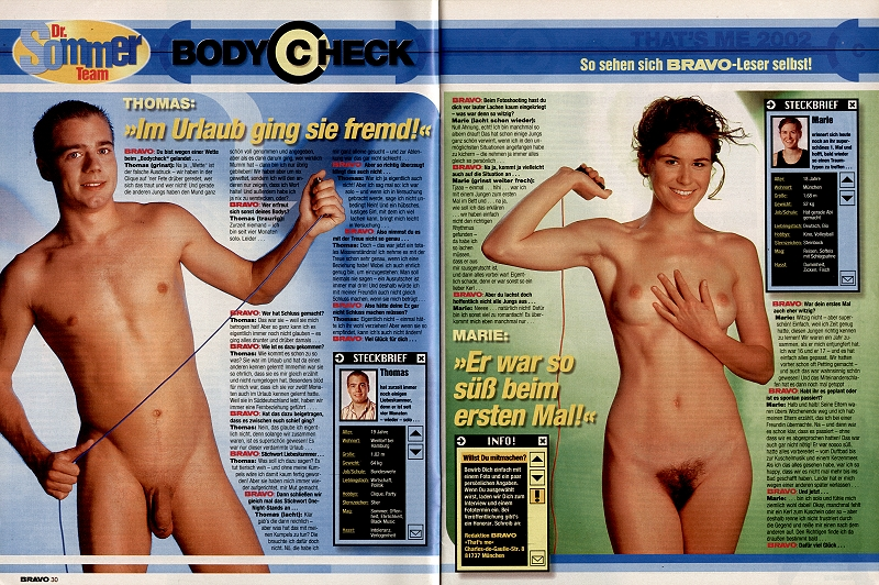 Bravo Magazine Body Check | Download Foto, Gambar ...