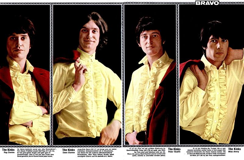 Kinks Kinks