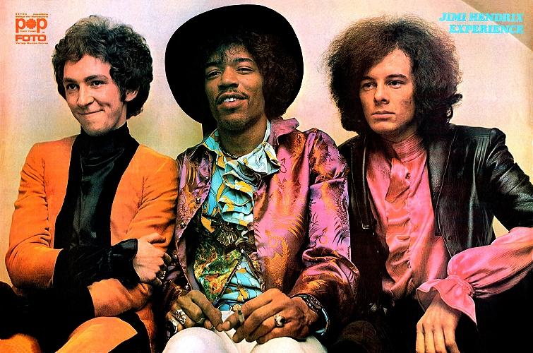 Jimi Hendrix Experience Cross Town Traffic