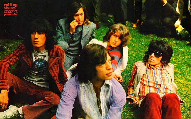 Rolling Stones, The - Wandering Spirit / Still Life, Part 2