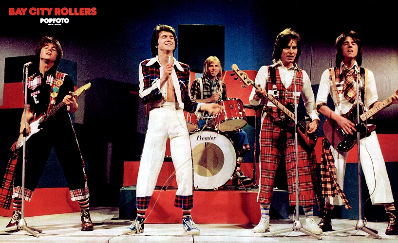 Rollers The Bay City Rollers